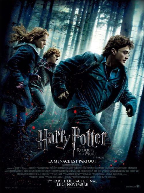 Harry potter et les reliques de la mort partie I daniel radcliffe emma watson rupert grint david yates