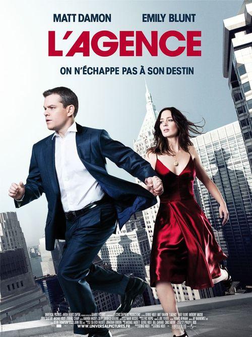 L'Agence George Nolfi Matt Damon Emily Blunt