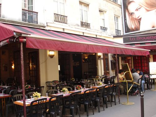 Restaurant-la-brouette paris quartier latin