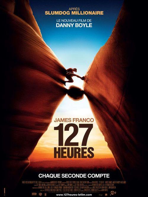 127 heures james franco danny boyle