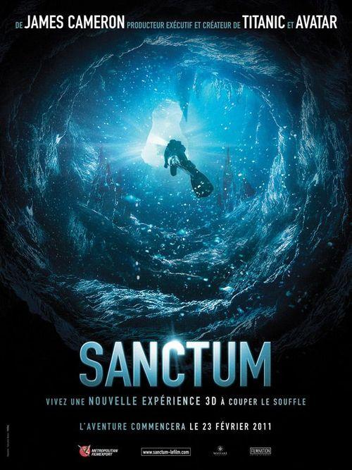 Sanctum 3D james cameron alister grierson richard roxburgh