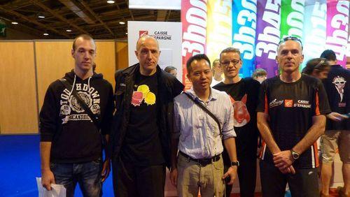 Esprit running marc destal running expo