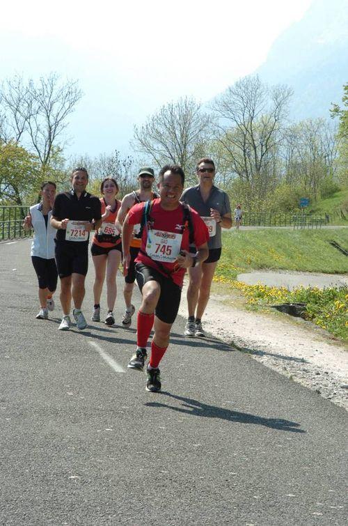 Marathon d'Annecy 2011 giao 004