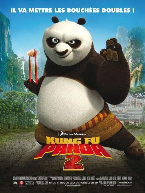 Kung fu panda 2 angelina jolie jack black jennifer yuh