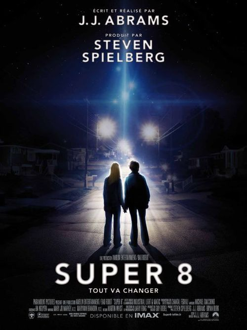 Super 8 J.J. Abrams Kyle Chandler Joel Courtney Elle Fanning