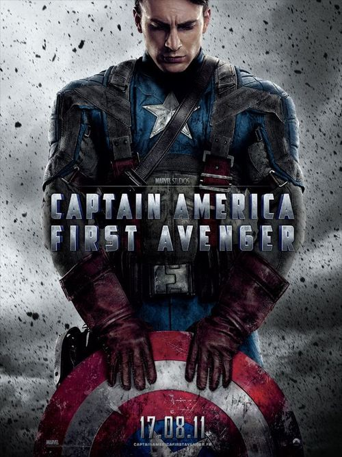 Captain america first avenger joe johnston chris evans tommy lee jones hayley atwell