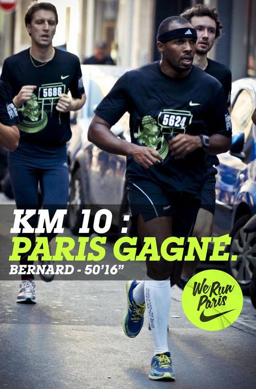 Bernard bizet blog le gros runner
