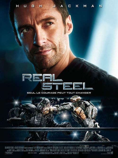 Real steel hugh jackman shawn levy