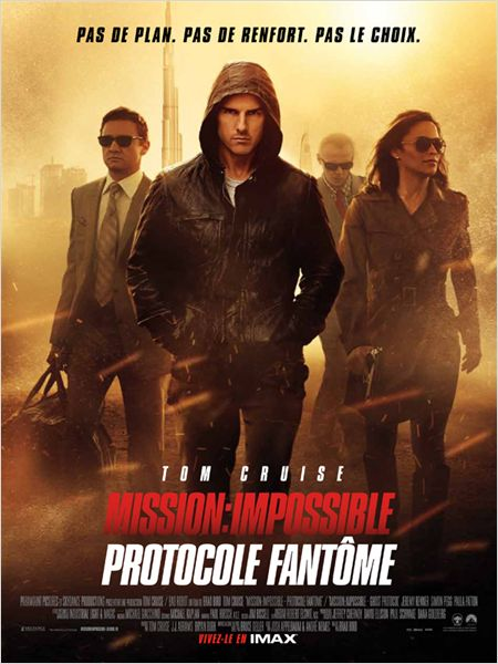 Mission impossible 4 protocole fantome