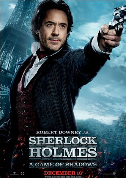 Sherlock holmes 2 jeux d'ombres guy ritchie robert downey jr jude law noomi rapace