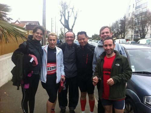Semi marathon rambouillet 2012 bdb