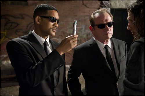 MIB 3 will smith tommy lee jones barry sonnenfeld
