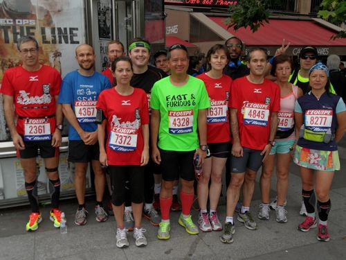 10 Km de L'Equipe Team Running Montsouris OVS Nicolas Mufraggi