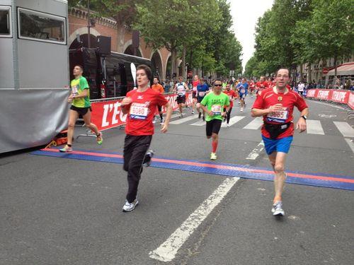 Tigrou giao 10 km de L'Equipe
