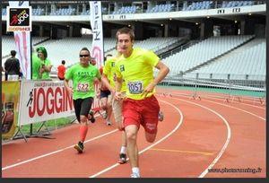 Crazy jog giao arrivee 8 juillet 2012
