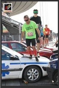 Crazy jog voitures giao 8 juillet 2012