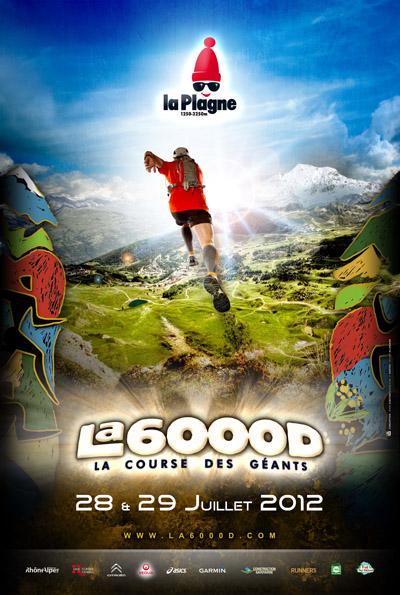 La 6000D la course des geants 2012