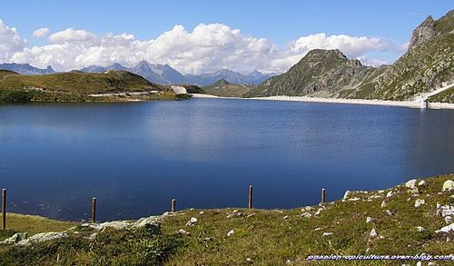 La 6000D le lac des blanchets