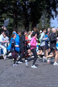 Marathon de paris 2013 giao tigrou maya runnosphere