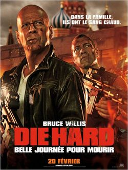 Die hard belle journee pour mourir bruce willis john moore