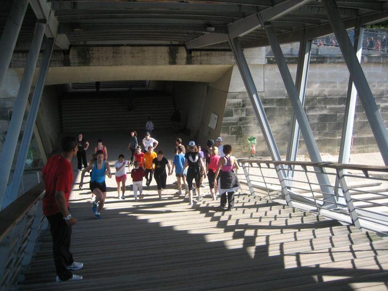 PPG Nike Running Club Paris 10 avril 2011