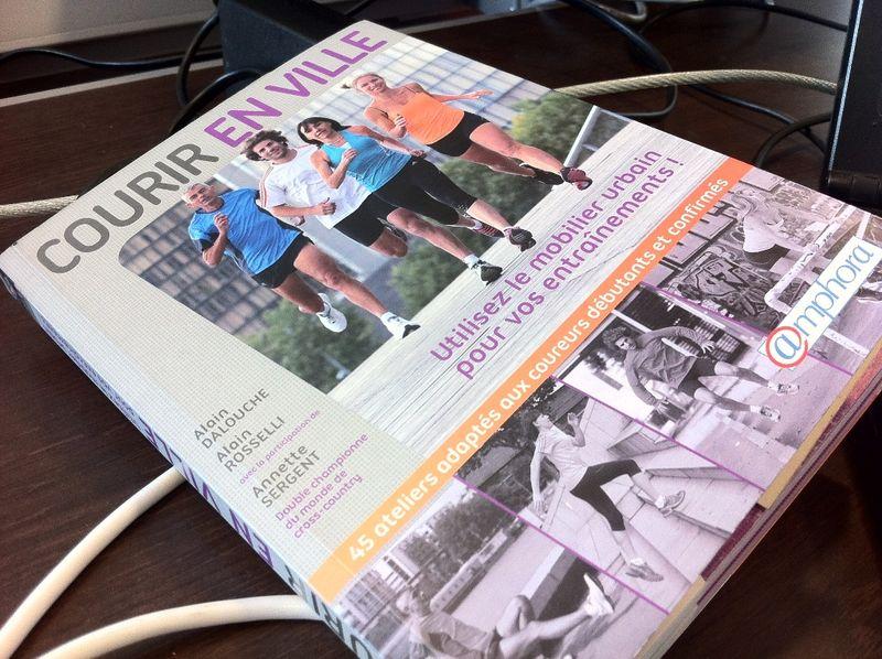 Courir en Ville Editions Amphora Alain Rosselli Alain Dalouche 008