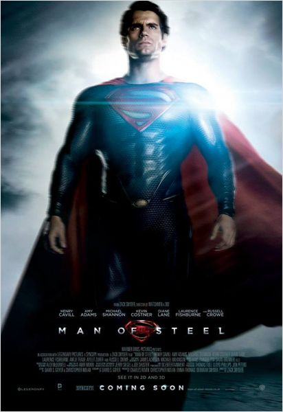 Man of steel zack snyder michael shannon henry cavill