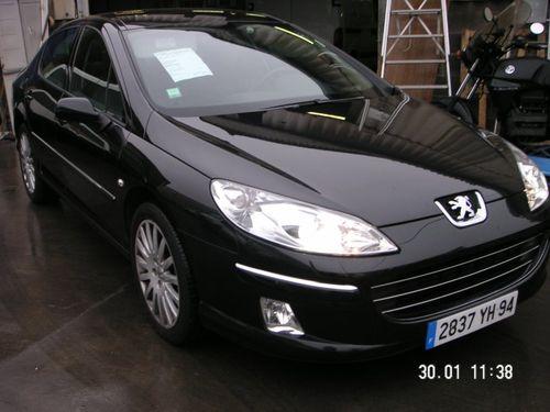 Peugeot407