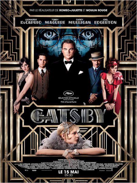 Gatsby le magnifique leonardo dicaprio baz luhrmann tobey maguire carey mulligan