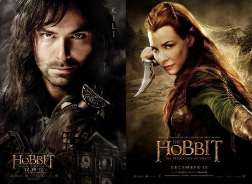 Tauriel-kili-posters-the-hobbit-the-desolation-of-smaug